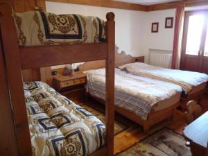 Rooms - Rifugio Duca d'Aosta